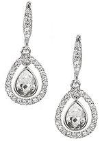 Givenchy Orbital Teardrop Earrings