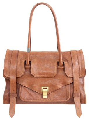Proenza Schouler Brown Leather Tote
