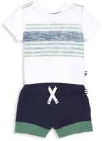 Splendid Baby's Boy's Two-Piece T-Shirt & Shorts Set