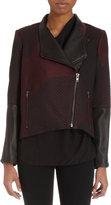 Helmut Lang Crash Leather Jacket