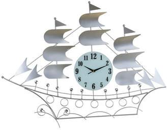 Orient Three Star Sailboat Wall Clock