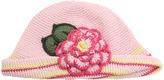 San Diego Hat Company Kids Flower Hat (Infant/Toddler)