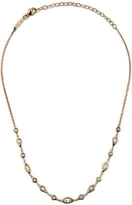 Jacquie Aiche 14kt Yellow Gold Mixed Diamond Shapes Choker