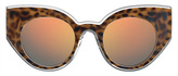 Safilo USA Swatch 03 Cat Eye Sunglasses Clip