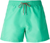 Paul Smith drawstring swim shorts - men - Polyester/Recycled Polyester - S