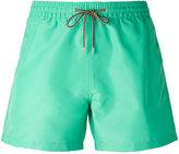 Paul Smith - drawstring swim shorts - men - Polyester/Recycled Polyester - XXL