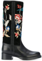 Etro embroidered boots