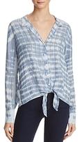 Bella Dahl Tie-Front Button-Down Shirt