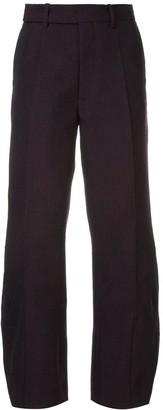 Namacheko Tailored Trousers With Oval Hem