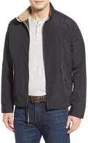 Andrew Marc Men's Big & Tall Moto Jacket