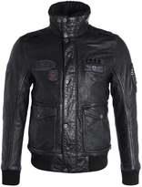 Gipsy Cruise Leather Jacket Schwarz