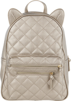 Accessorize Boycie Quilted Cat Backpack