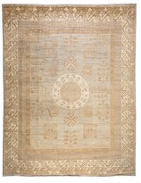 "Bloomingdale's Windsor Collection Oriental Rug, 9'1"" x 11'6"""