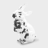 Paul Smith Silver Ceramic Rabbit