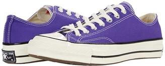 Converse Chuck 70 OX (Black/Almost Black/Black) Athletic Shoes