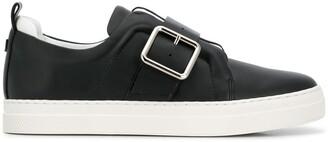 Pierre Hardy Slider Buckle sneakers