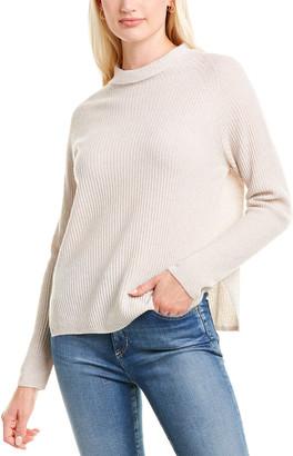 Max Mara Leisure Spiga Wool & Cashmere-Blend Sweater