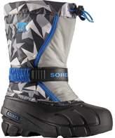 Sorel Flurry Print Boot - Little Boys'