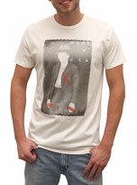Junk Food Clothing Made In The Usa Vintage Inspired Solid Tee - M