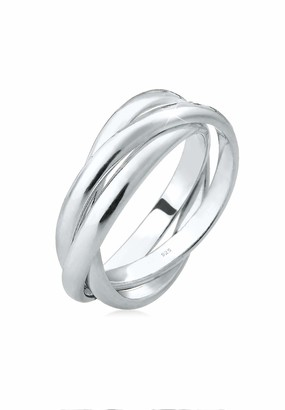 Elli Ring Wrapped in 925 Sterling Silver