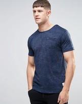 Bellfield Pocket T-Shirt Burn Out Print