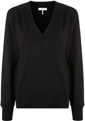 Rag & Bone V-neck sweatshirt