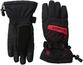 Spyder Overweb Ski Gloves (Big Kids)