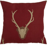 Loren Deer Pillow