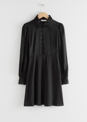 And other stories Mini Shirt Dress