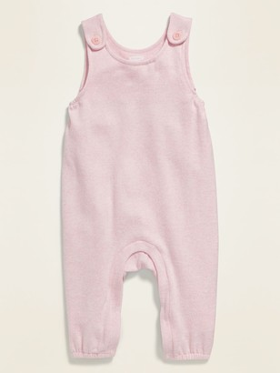 Old Navy Cozy Plush-Knit Overalls for Baby