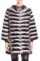 The Fur Salon Chinchilla Fur Jacket
