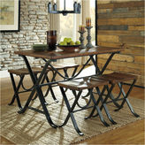 Signature Design by Ashley Oxford 5pc Dining Set