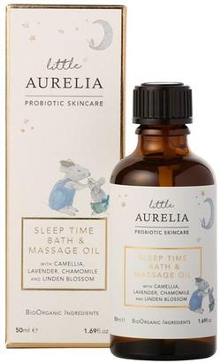 Aurelia Probiotic Skincare Little Aurelia Sleep Time Bath & Massage Oil 50Ml