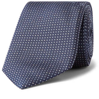 HUGO BOSS 7.5cm Pin-Dot Silk Tie