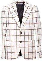 Tagliatore Cotton Blend Jacket
