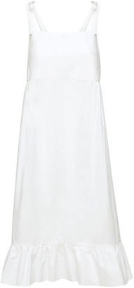 The Sleep Shirt Cotton Poplin Nightgown