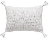 Splendid Home Knitted Cotton Throw Pillow HOME