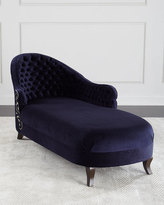 Haute House Julia Tufted Chaise