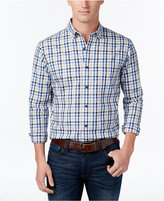 Club Room Men's Classic Fit Check Shirt, Only at Macy's