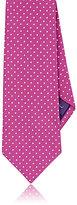 Ralph Lauren Purple Label MEN'S MICRO-DOT SILK NECKTIE