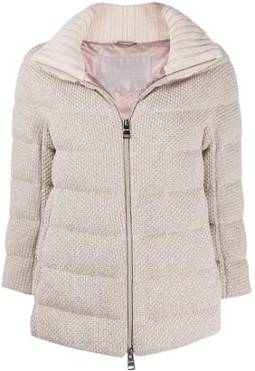 Herno Textured Padded Jacket