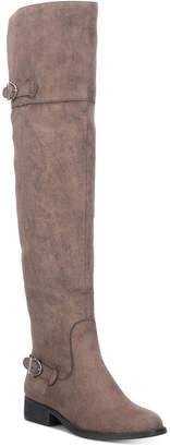 American Rag Adarra Wide-Calf Over-The-Knee Boots, Women Shoes