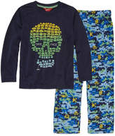 Arizona 2-pc. Skull Print Pajama Set Boys