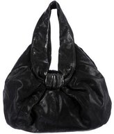 Kooba Metallic Leather Hobo