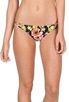 Volcom Women's Wild Buds Full Bikini Bottom
