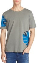 HUGO Deves Palm Leaves Graphic Tee - 100% Exclusive