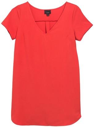 Lumiere Oversized Pocket T-Shirt Dress