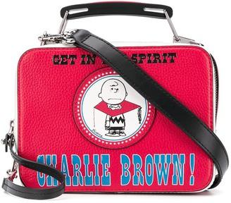 Marc Jacobs x Peanuts Americana The Box crossbody bag