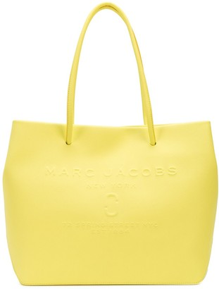 Marc Jacobs The East West logo shopper tote bag