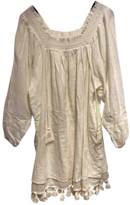 Apiece Apart White Cotton Dresses